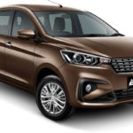 ALL NEW ERTIGA BROWN