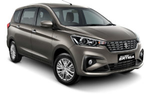 ALL NEW ERTIGA GREY