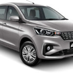 ALL NEW ERTIGA SILVER