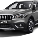 SX4 S-CROSS SILVER