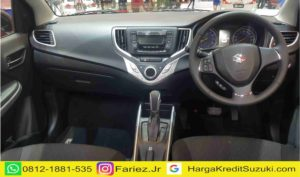 INTERIOR STIR BALENO