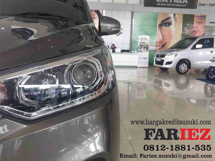HEADLAMPS TAMPAK DEPAN KANAN SUZUKI ALL NEW ERTIGA MINOR CHANGE