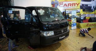 pameran new carry pick up terbaru