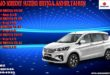 Promo Kredit Suzuki All New Ertiga DP Murah