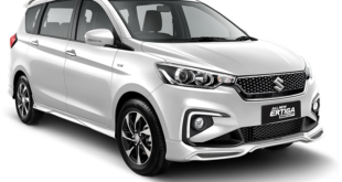 Suzuki All New Ertiga SPort